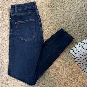 Zara Premium Denim Collection Skinny Jeans